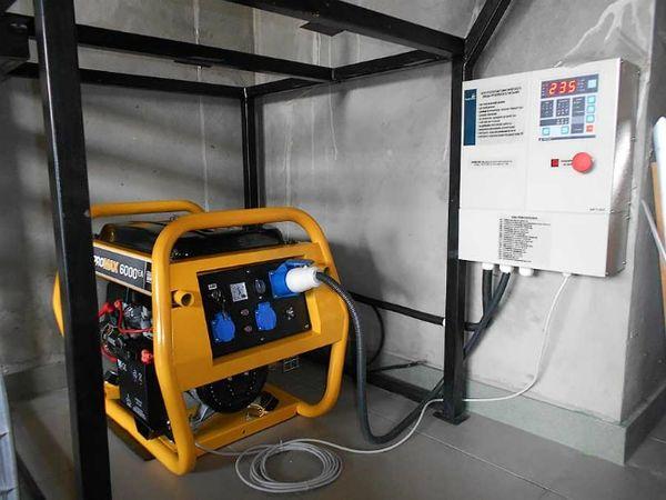 Выбор генератора с автоматическим запуском и его отличие от ИБП для дома