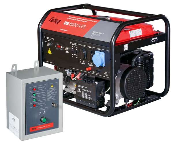 Газовый генератор с АВР для дома: плюсы и минусы