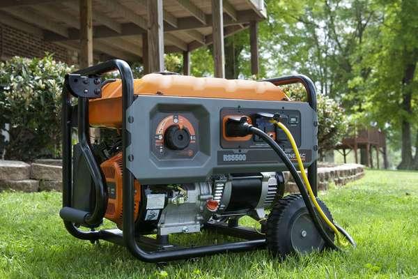 Автоматический генератор для дома с автозапуском