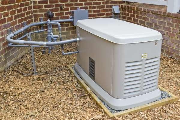 Генератор на природном газе для частного дома: особенности, принцип работы
